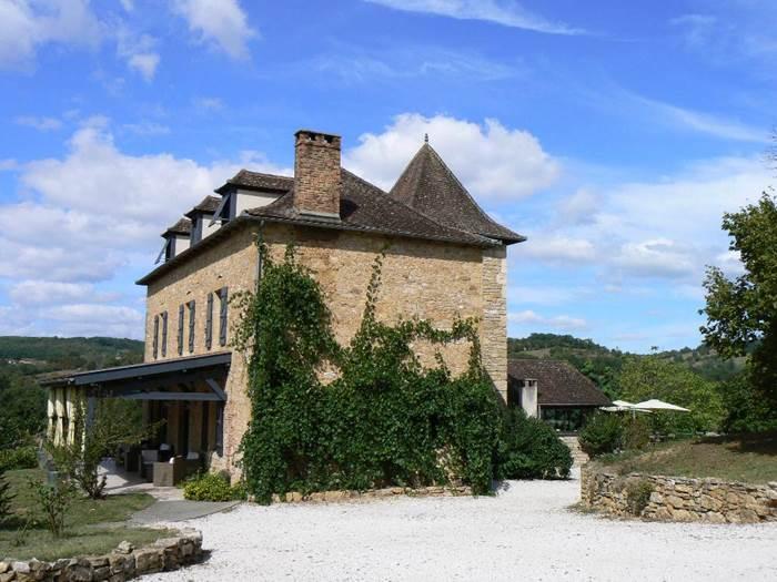 Hotel Aveyron Piscine